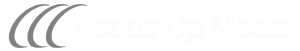 Heads Up Media Logo